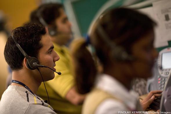 Indian operators take calls at Quatrro c