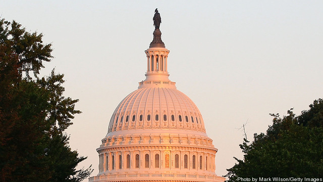 Congress Prepares To Vote On Debt Ceiling Deal