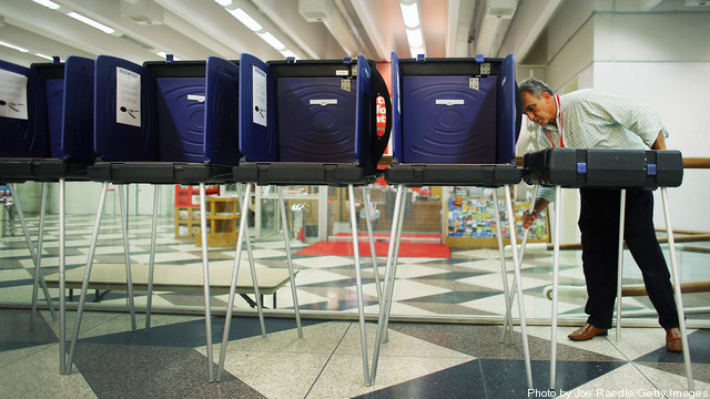 Florida Prepares For Early Voting To Start Tomorrow