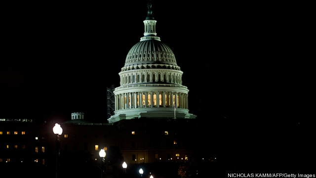 The US Capitol is seen in Washington on