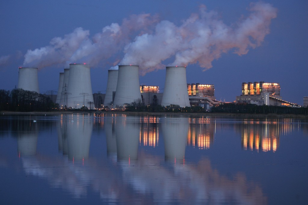 Germany Plans 40 New Coal-Fired Power Plants