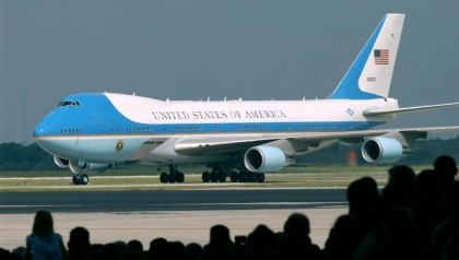 Air Force One Back In Budget; Airbus Unlikely To Bid