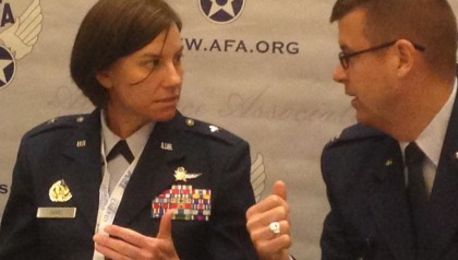 Air Force IT Strategy Boosts Cyber, Neglects Jamming