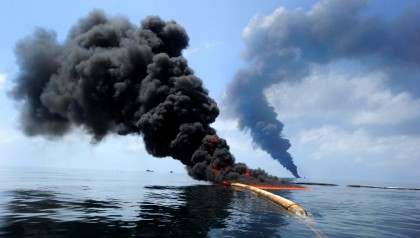 BP Finally Caps Money It's Been Spilling Out Into The Gulf